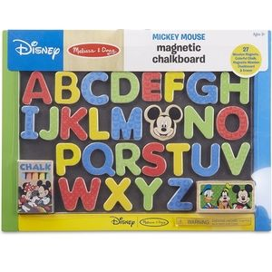 Mickey Mouse Magnetic Chalkboard Set